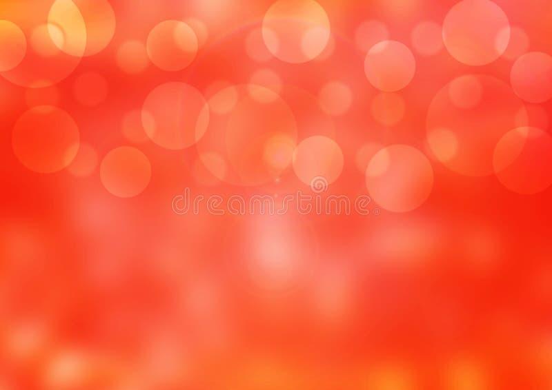 Bolhas vermelhas imagens de stock royalty free