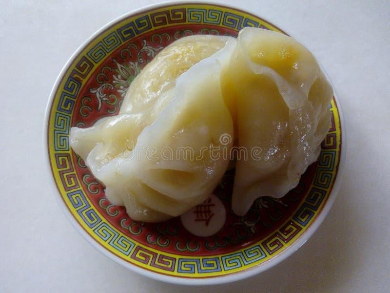 Bolinha de massa chinesa do vegetariano de Penang imagens de stock