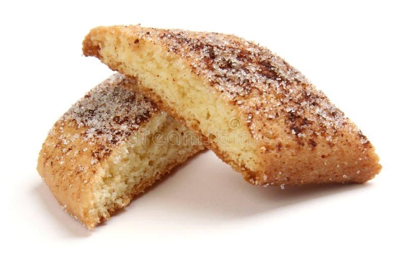 Bolinho/biscoito imagem de stock royalty free