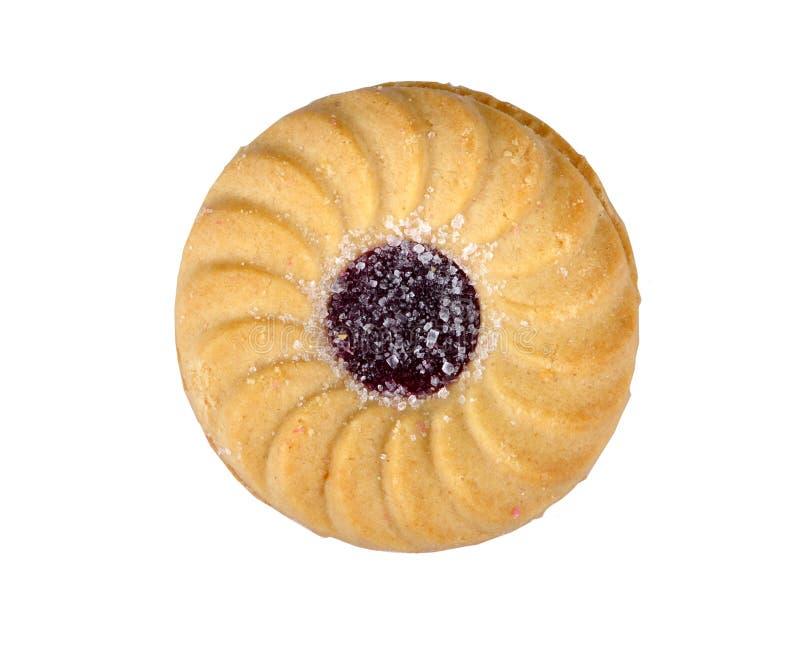 Download Bolinho da morango foto de stock. Imagem de snack, biscoito - 16872978