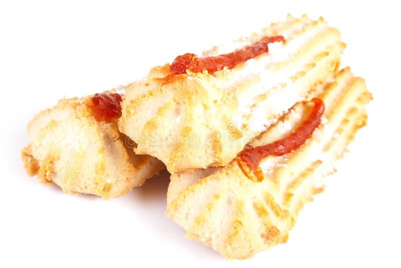 Download Bolinhos saborosos doces foto de stock. Imagem de porca - 16869138