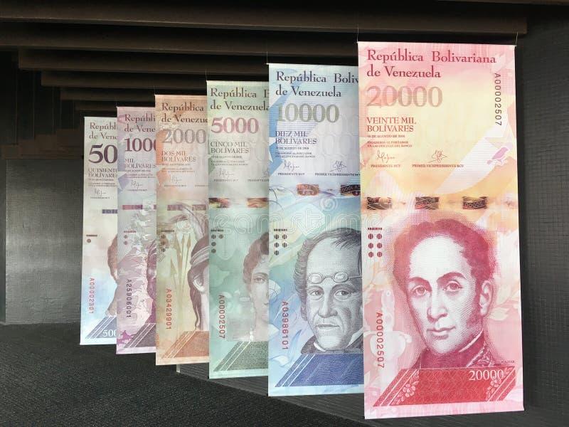 Bolivares Fuertes lizenzfreies stockfoto