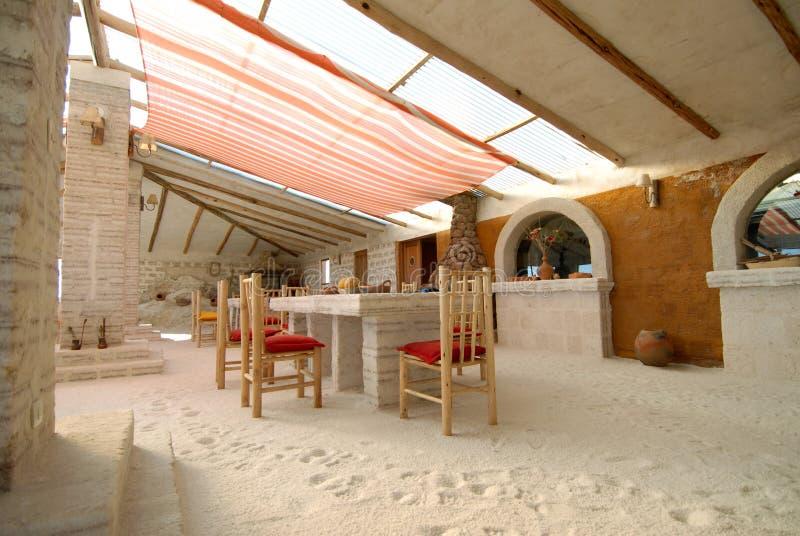 Bolivië, Uyuni royalty-vrije stock afbeeldingen