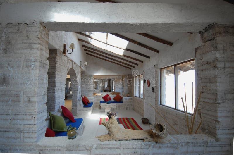 Bolivië, Uyuni royalty-vrije stock fotografie
