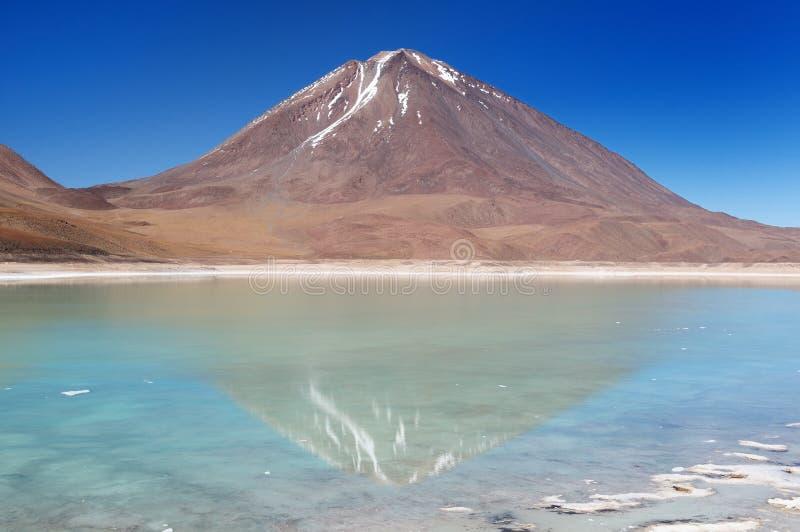 Bolivia, la mayoría del beautifull los Andes en América imágenes de archivo libres de regalías