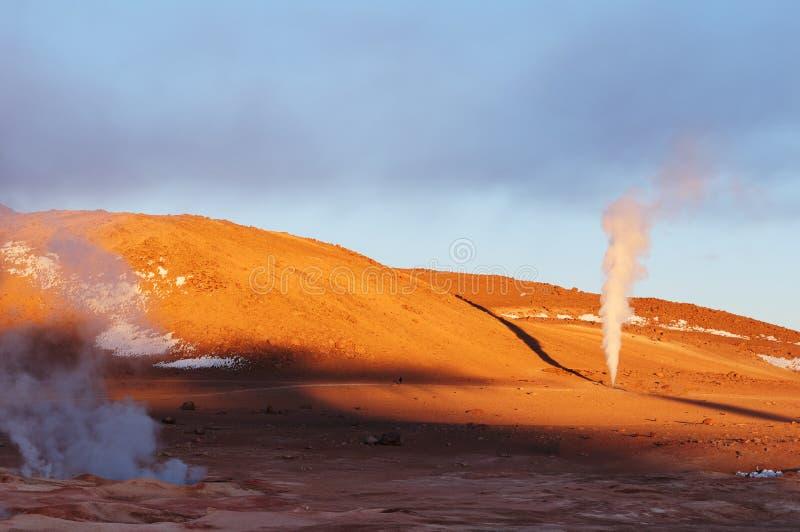 Bolivia, la mayoría del beautifull los Andes en América fotografía de archivo libre de regalías