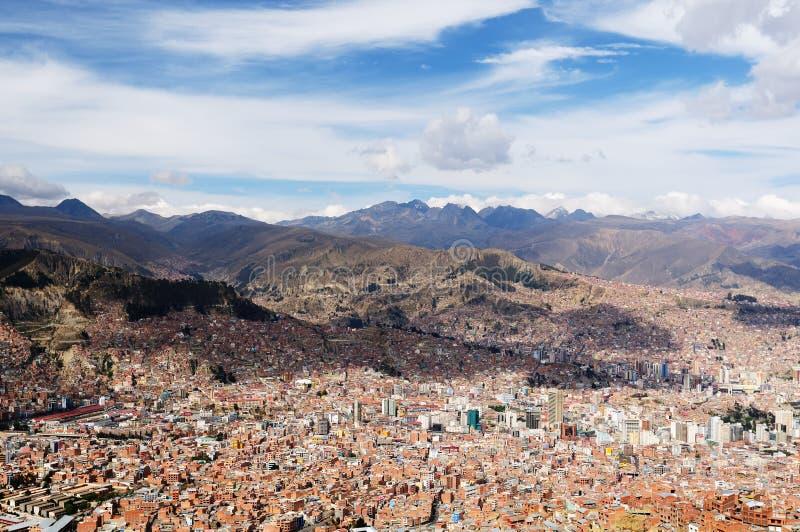 Bolivia, La Paz fotos de archivo