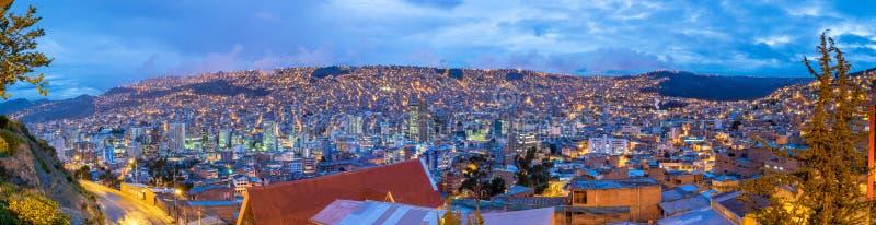 bolivia la Paz zdjęcie royalty free