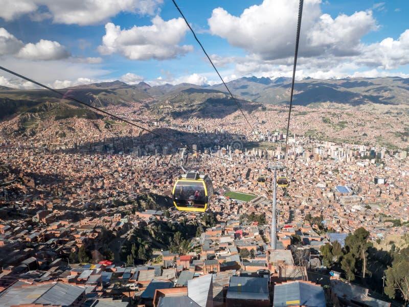 bolivia la paz στοκ φωτογραφίες με δικαίωμα ελεύθερης χρήσης