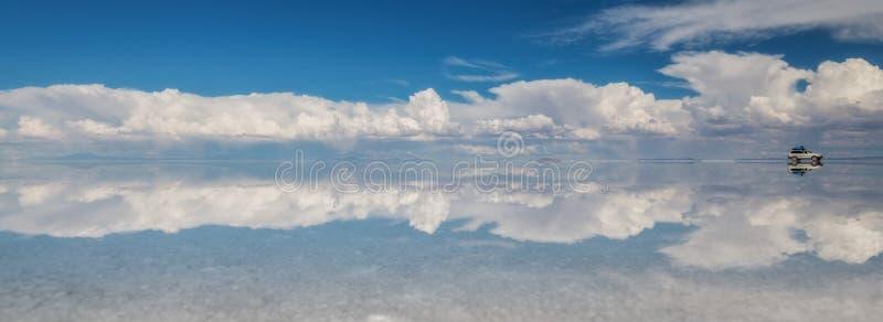 Bolivia Salar de Uyuni Aerial. Taken in 2015 stock photos