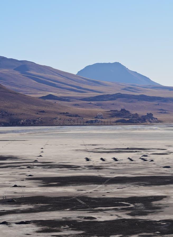 Bolivian Landscape stock photos