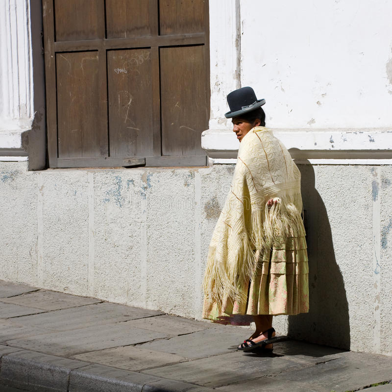 Download Bolivian Woman Editorial Image - Image: 17856600