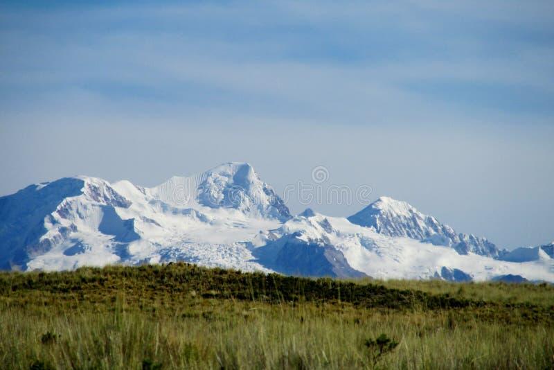 Bolivien Anden stockbilder