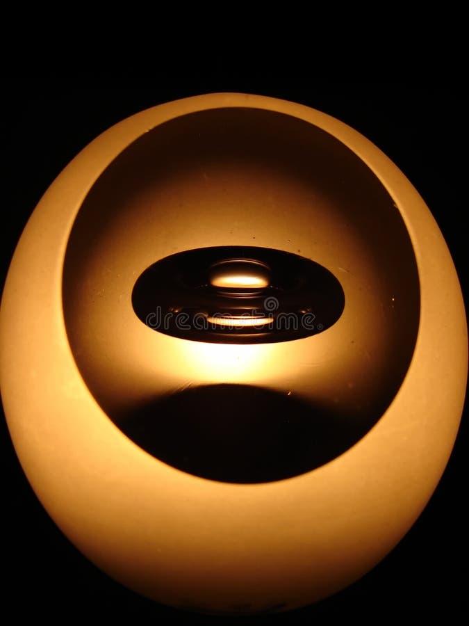 Download Bolla All'interno Di Un Ovale Fotografia Stock - Immagine di vetro, candela: 216944