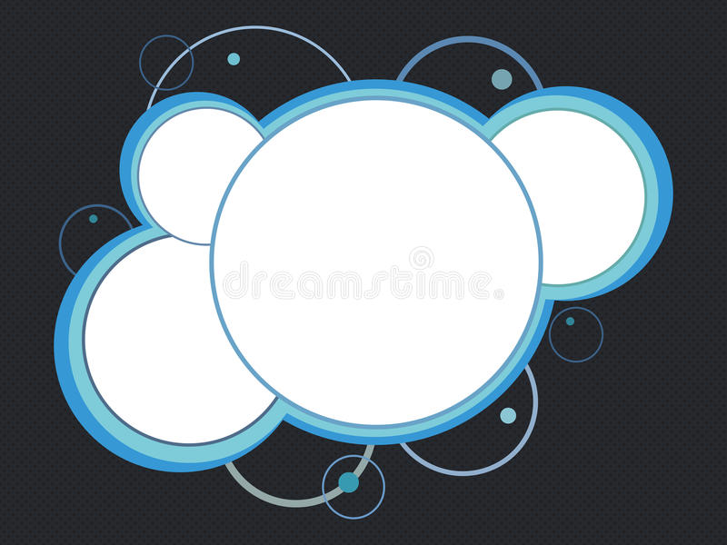 bolle del Informazione-grafico royalty illustrazione gratis
