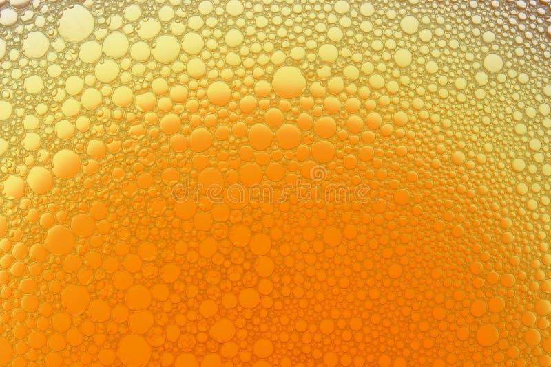 Bolle di colore giallo arancione immagine stock immagine for Oggetti di colore giallo