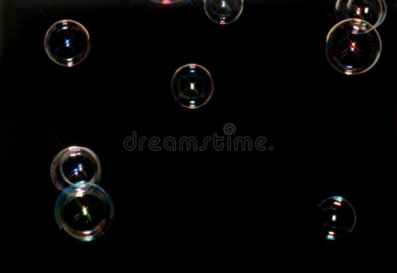Download Bolle di sapone immagine stock. Immagine di isolato, background - 7308847
