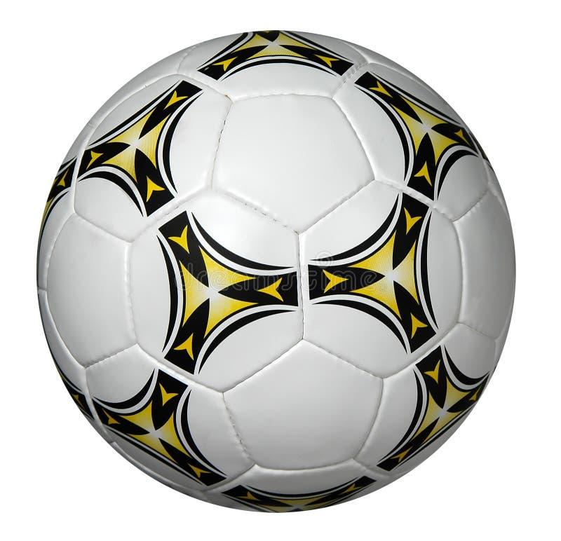 bollfotboll royaltyfri foto
