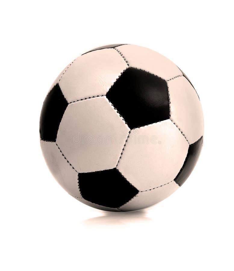Download Bollfotboll fotografering för bildbyråer. Bild av sexhörning - 990543
