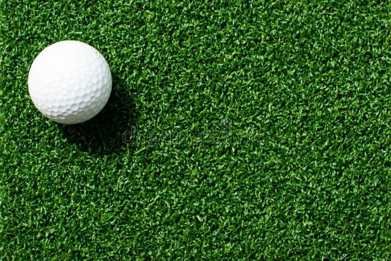 bollgolfgräs arkivfoto