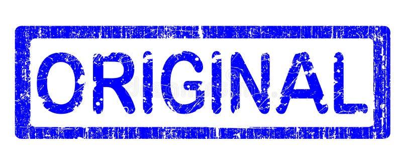 Bollo dell'ufficio di Grunge - ORIGINALE royalty illustrazione gratis