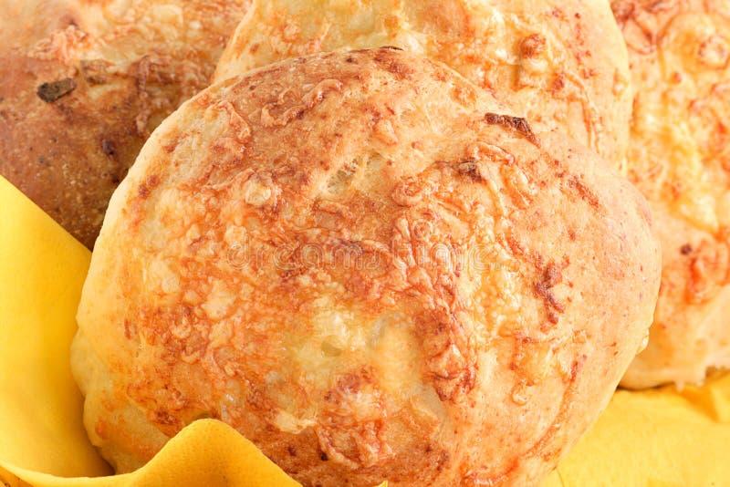 Bollos del queso fotografía de archivo libre de regalías