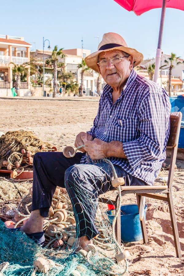 Bolnuevo, Mazarron, Múrcia, Espanha fotos de stock royalty free