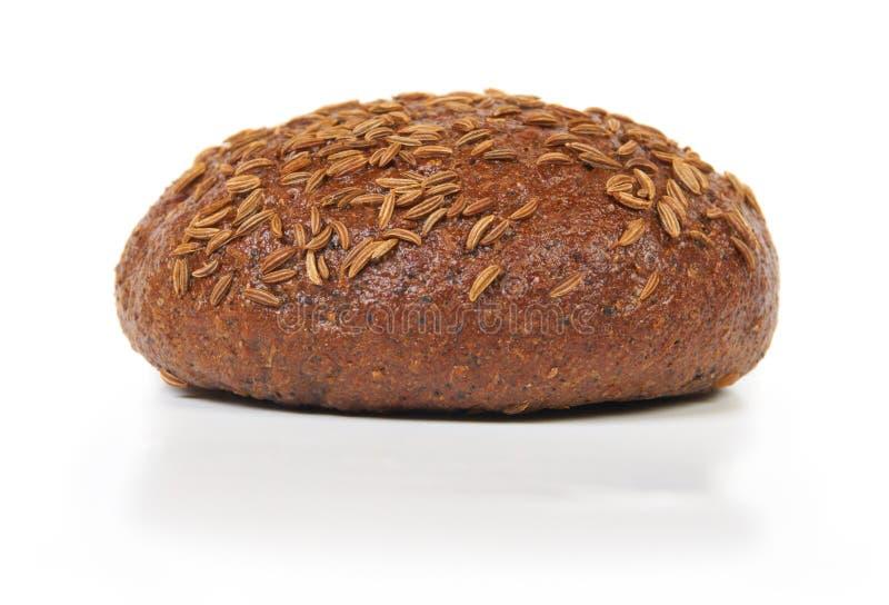 Bolo da semente de alcaravia foto de stock