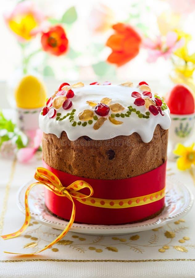 Bolo de Easter foto de stock