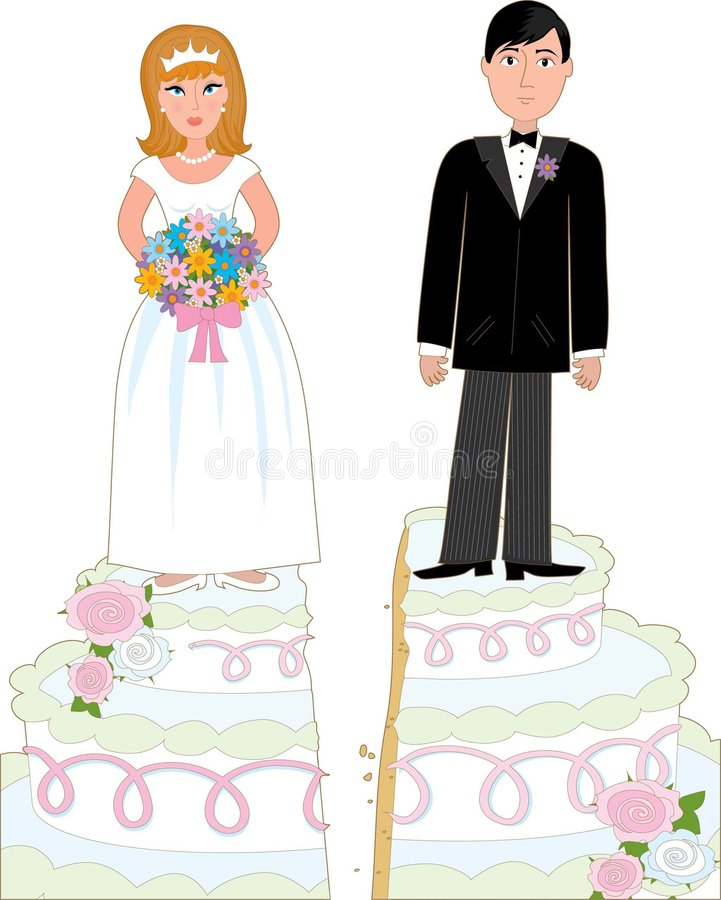 Bolo do divórcio