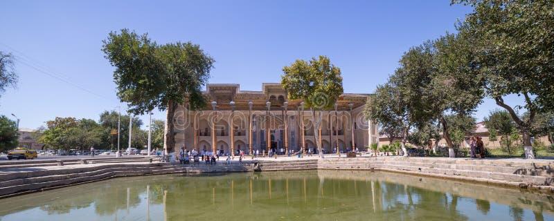 Download Bolo-Hauz Mosque In Bukhara, Uzbekistan Editorial Photography - Image of culture, hauz: 83713647