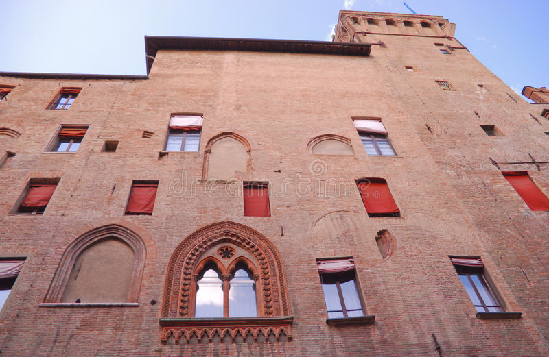 Download Bologna photo stock. Image du héritage, landmark, culturel - 8668428