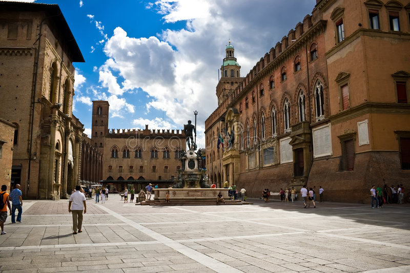 Download Bologna stock photo. Image of renaissance, locations, priceless - 9290210