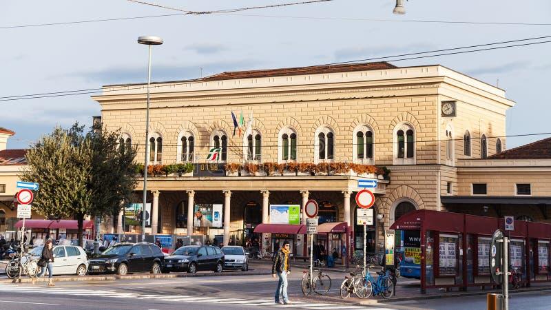 Bologna Centrala stacja kolejowa obrazy stock