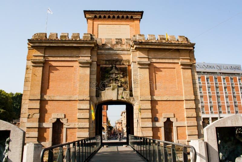 Bologna de Porta Galliera photos libres de droits