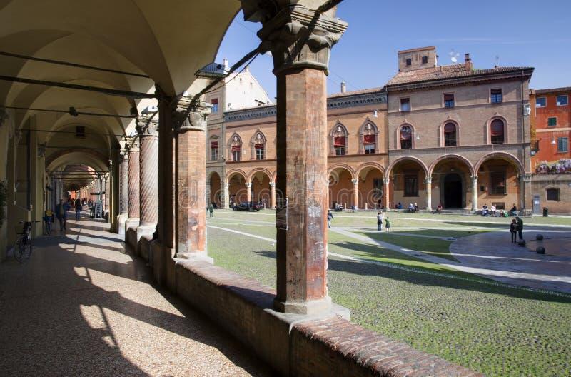 Bologna, Italia fotografie stock libere da diritti