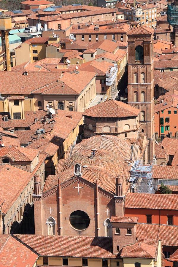 Bologna, Italie images libres de droits