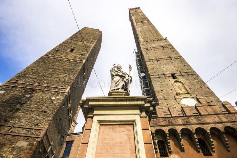 Bologna, Italien stockbild