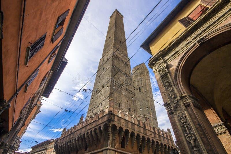 Bologna, Italien lizenzfreies stockbild
