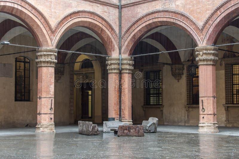 Bologna Italien royaltyfri foto