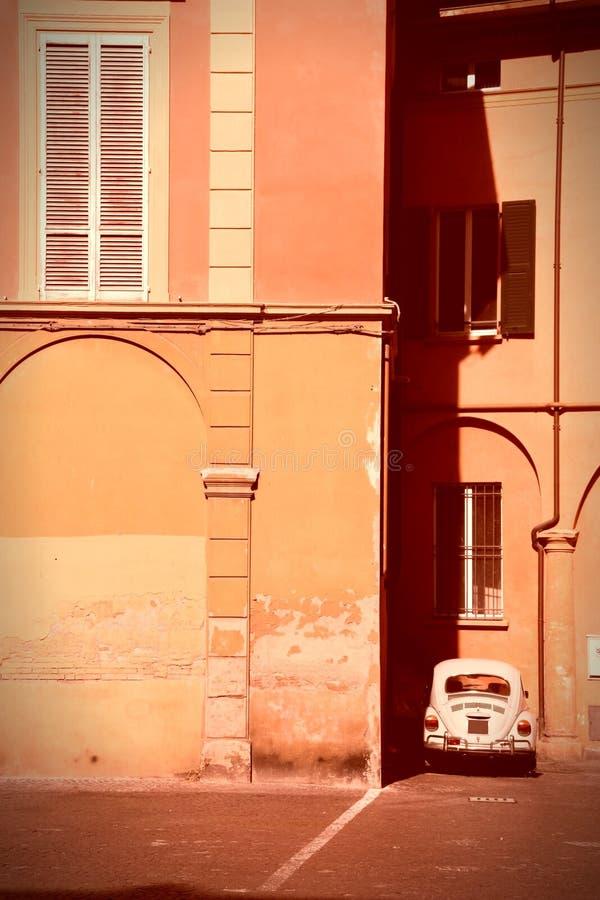 Bologna Italien royaltyfri bild
