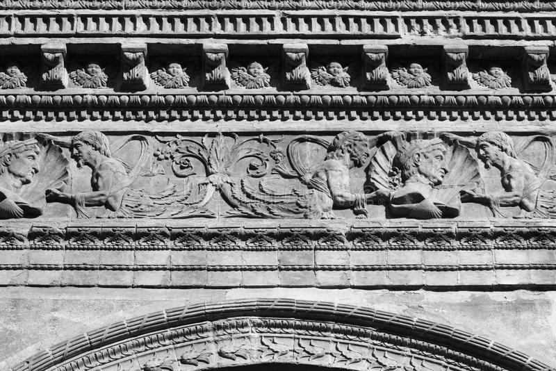 Bologna Italien royaltyfria foton