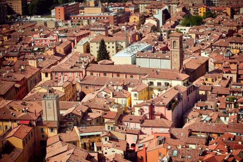 bologna miasta widok obraz stock