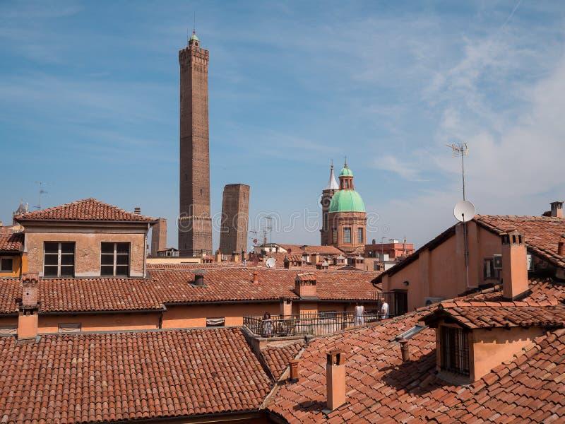 Bologna stock photography