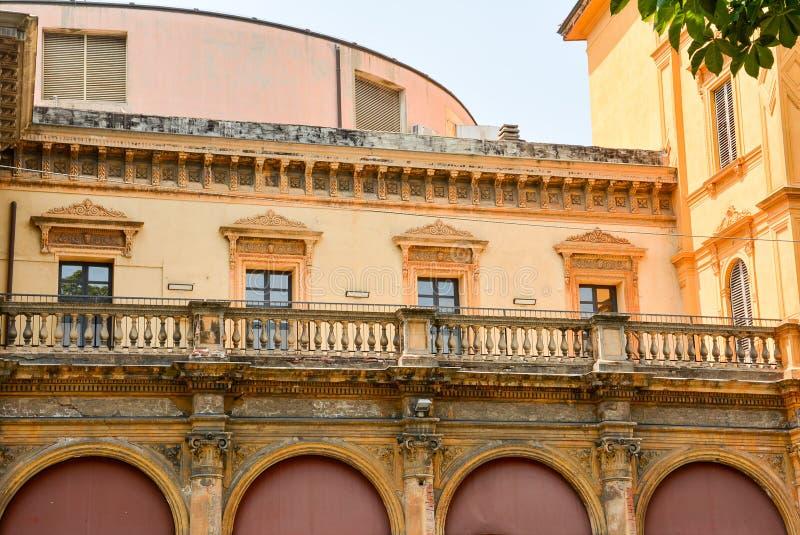 Bologna Włochy obraz royalty free