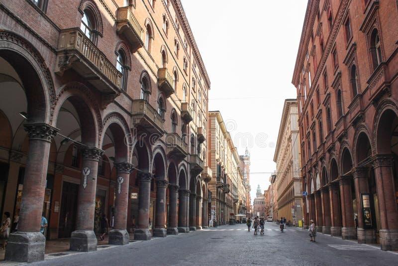 Bologna, Włochy zdjęcie royalty free
