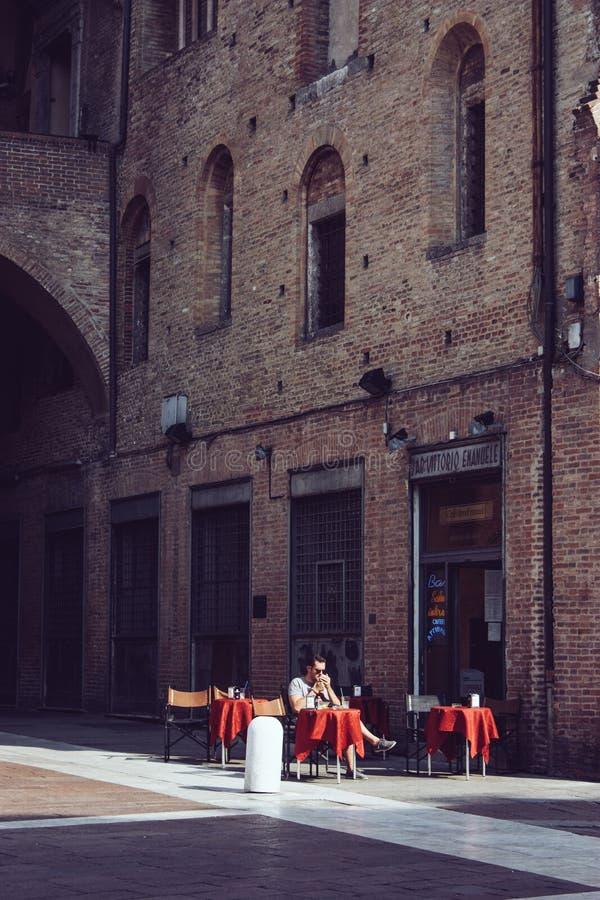 Bologna, Włochy obrazy stock