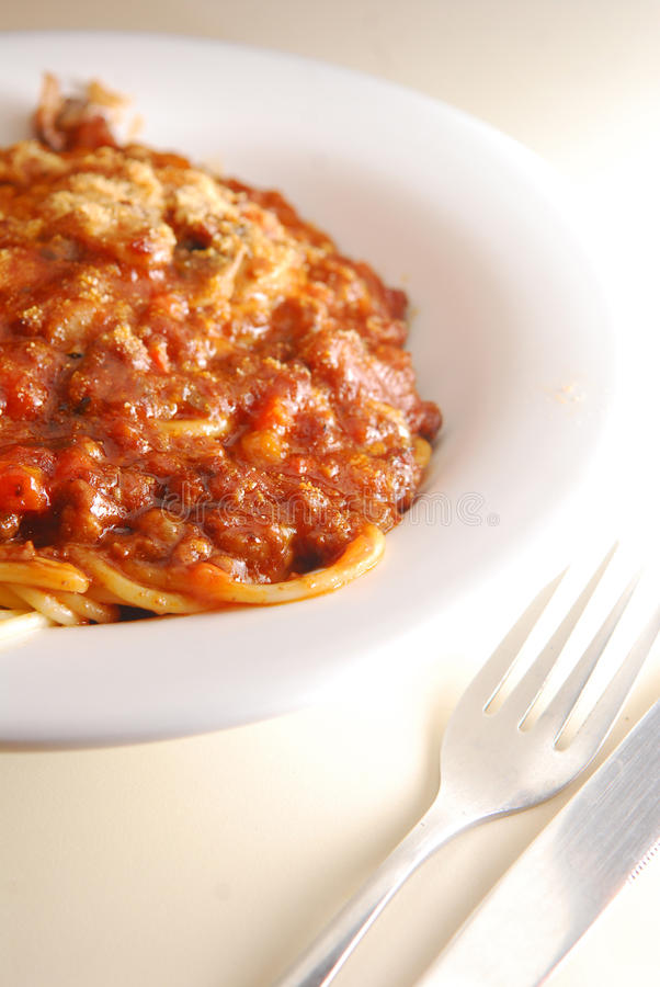 Download Bolognaise Pasta Stock Photography - Image: 20872242