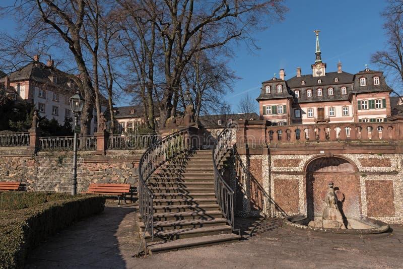 The palace frankfurt