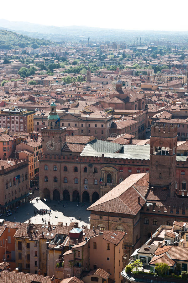 Bolonia fotografía de archivo